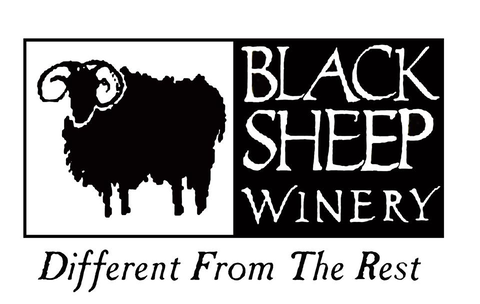 black sheep winery logo